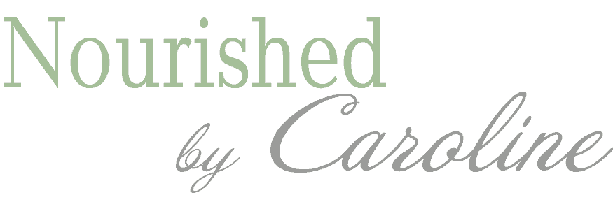 Nourished by Caroline logo
